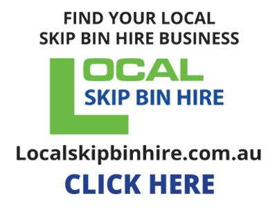 Local Skip Bin Hire